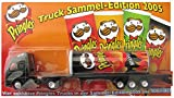 Pringles Nr. - Hot & Spicy - Volvo - Sattelzug mit Chipsdose
