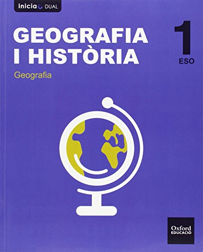Inicia Dual Geografía E Historia Libro Del Alumno Valenciano - 1º ESO