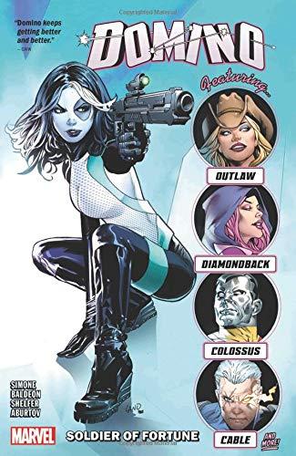 Womens Domino (Domino Vol. 2: Soldier of Fortune)