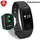 Willful fitness tracker pulsera Pulsera Inteligente Monitor de pulso cardiaco Bluetooth Pulsera...