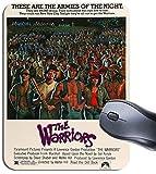 PC The Warriors Tapis de Souris Vintage Motif Poster du Film culte des années 70 NYC