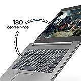 Lenovo Ideapad 330 7th Gen AMD A9-9425 15.6 inch HD Laptop (4GB RAM/ 1 TB HDD / Windows 10 / Platinum Grey / 2.2 Kg), 81D6003RIN