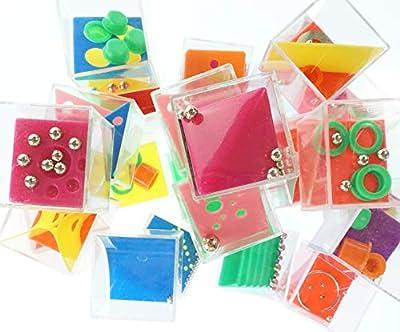 Partituki Pack de 25 Juegos para Niños y Adultos. 24 Juegos de Habilidad y un Yoyo. Ideal para Piñatas como Detalles para Fiestas de Cumpleaños Infantiles. de PARTITUKI