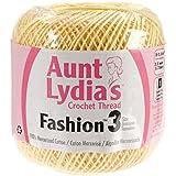Aunt Lydia's Fashion Crochet Thread Size...