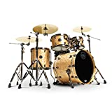 Saturn V MH Exotic SV504XB, Natural Maple Burl #MXN
