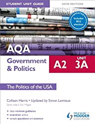 AQA A2 Government & Politics Student Unit Guide New Edition: Unit 3a The Politics of the USA Updated (English Edition)