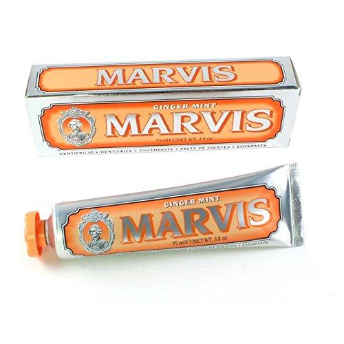 Marvis Zahncreme Ginger Mint 75ml, 3er Pack (3x 75ml)