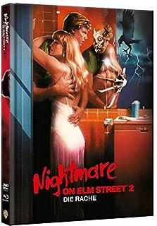 Nightmare on Elm Street 2 - Die Rache - Limitiertes Mediabook auf 1000 Stück (+ DVD) [Blu-ray]