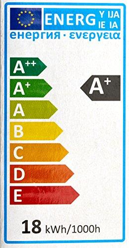 LED Feuchtraumleuchte Aqua-Promo 1x 22 W LED R/öhre Plastik 22 W 1x 2400 lm 156.5 x 6.8 x 8.6 cm grau M/ÜLLER-LICHT 20800197 A+