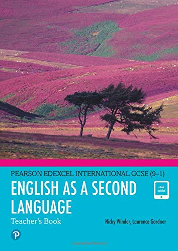 Pearson Edexcel International GCSE (9-1) English as a Second Language Teacher's Book