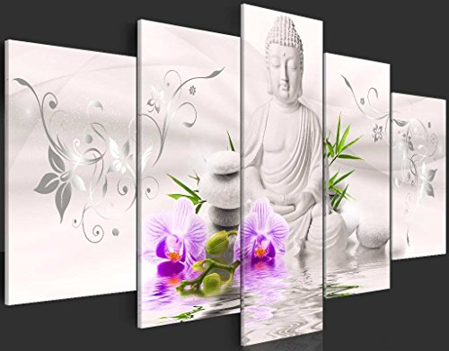 murando b-A-0020-b-n b-A-0020-b-o b-A-0020-b-p Buda flores hoja violeta rosado rojo 5