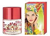 Yoppy Paradise Glam Eau De Parfum, Paquete 1er (2 x 50 ml)