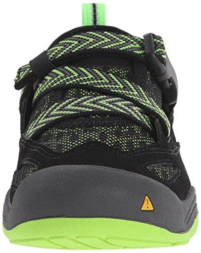 Calzature sportive bambino, colore Nero , marca KEEN, modello Calzature Sportive Bambino KEEN KOMODO DRAGON Nero (black/jasmine green)