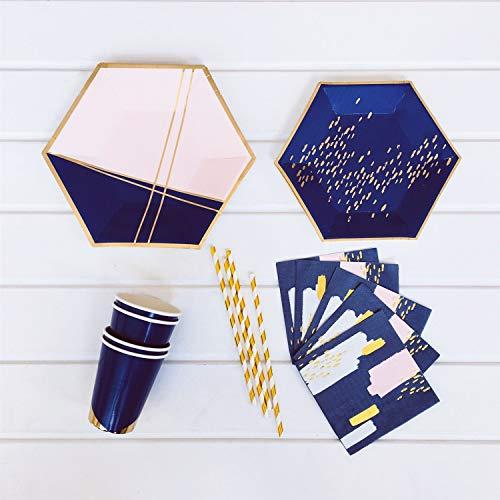 Pollici Piatti Set 8 Monouso CaramelleTazza 40 Wmm Tableware Per Biodegradabilipiatti CenaVassoio 270 Da 10 54ARjc3LSq