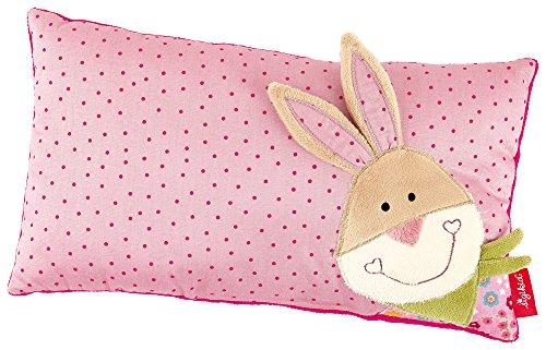 Mädchen Bungee (sigikid, Mädchen, Schmuse-Kissen Hase, Bungee Bunny, Rosa, 40993)