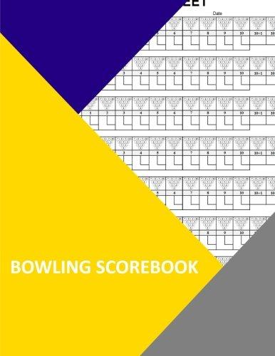 Bowling Scorebook por Thor Wisteria