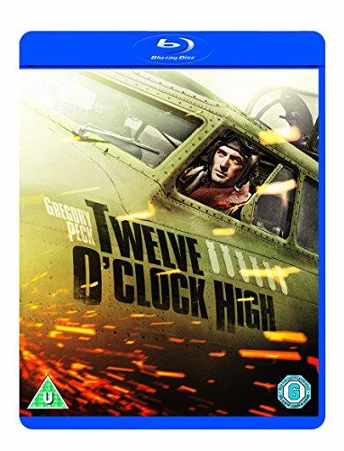 Twelve O'clock High [Blu-ray] [Import anglais]