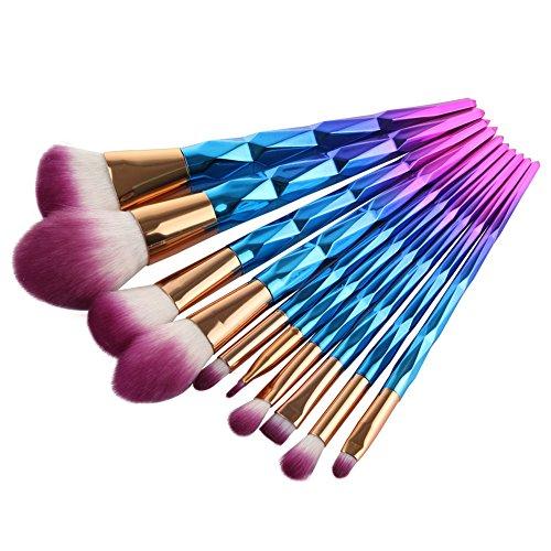 20 Teiliges Make-Up-Pinselset, Neues Angebot Kosmetik-Multifunktions-Make-Up-Pinsel ErröTen Lidschattenpinsel Professioneller Anzug-Werkzeugsatz make-up-pinsel-set (Free, 1*)