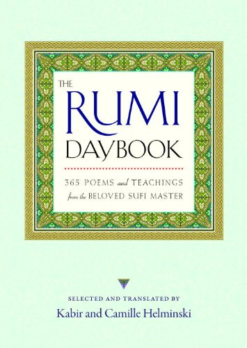 The Daybook, Rumi