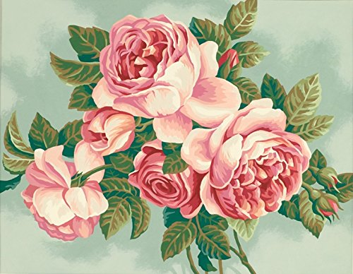 Dimensions Paintworks Paint by Numbers Heirloom Roses for sale  Delivered anywhere in UK