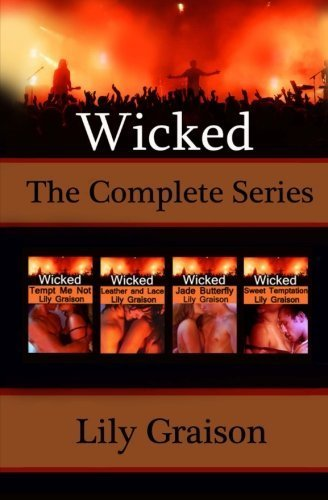 Wicked: The Complete Series by Lily Graison (2012-12-25)