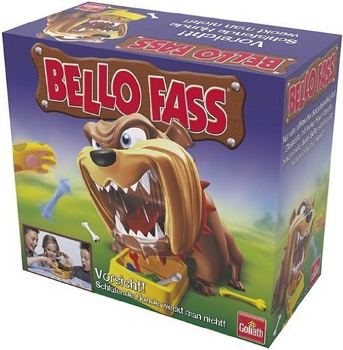 Goliath 30319 - Bello Fass ()