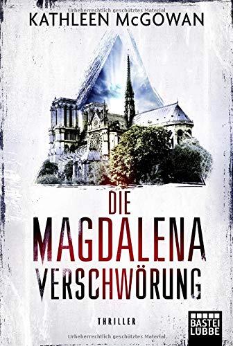 Die Magdalena-Verschwörung: Thriller