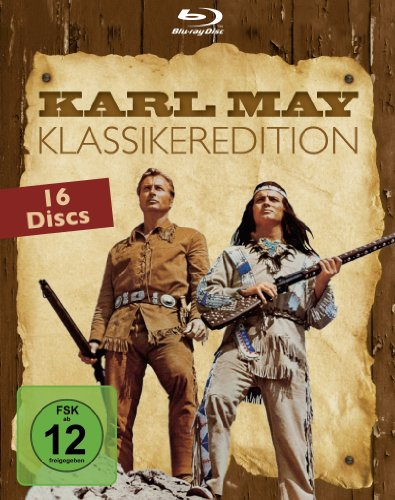 Karl May - Gesamtbox [Blu-ray]
