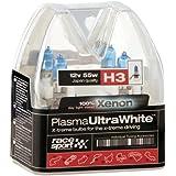 Race Sport - Ampoule Plasma H3 ''Ultra White''