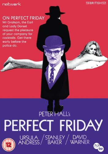 Treffpunkt London Airport / Perfect Friday ( ) (Blu-Ray & DVD Combo) [ UK Import ] (Blu-Ray)