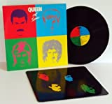 QUEEN Hot Space. First UK press 1981, on EMI records.