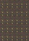Raumausstatter.de Möbelstoff GIRONDE 4100 Muster Abstrakt