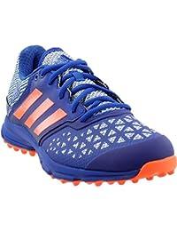 premium selection 7b1d9 451e4 adidas Performance Mens Zone DOX Field-Hockey-Shoes