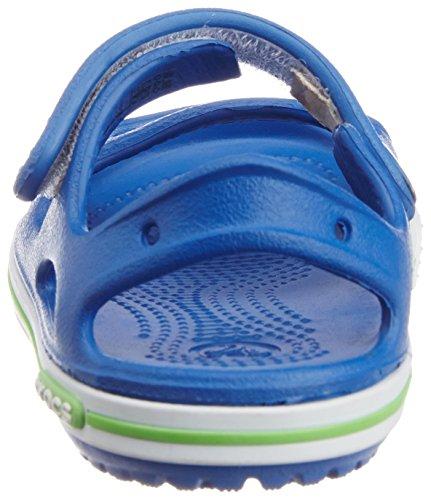 Crocs Band 2, Sabots mixte enfant Bleu (Sea Blue/White)