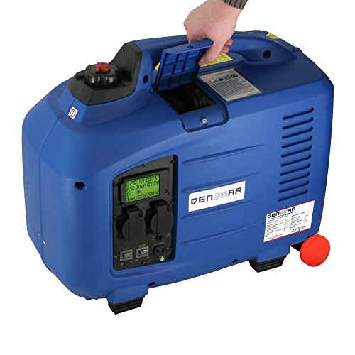 Denqbar DQ2800 digitaler Inverter Stromerzeuger 2,8 kW - 6