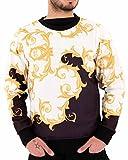 TIME IS MONEY Herren Sweatshirt Gr. Large, Black - Vine