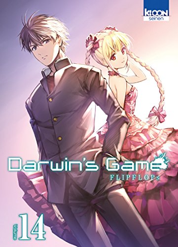 Darwin's Game Edition simple Tome 14