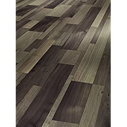 Schöner Wohnen Colección laminado Home Collection roble Marrone Mix LHD antirreflejo mate estructura 1285 X 194 x 7 mm