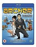 Archer: Season 3 [Edizione: Regno Unito] [Reino Unido] [Blu-ray]