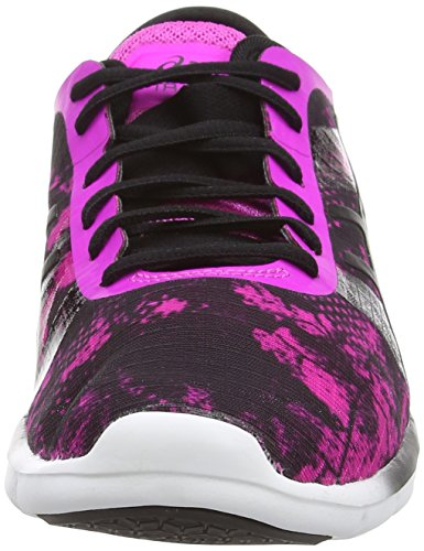 Asics Gel-fit Nova, Chaussures de Running Entrainement Femme Rose (pink Glow/onyx/white 3599)