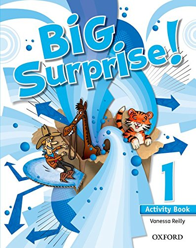 Big Surprise! 1. Activity Book - 9780194516426