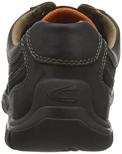 camel active Winnipeg 15 Herren Sneakers Schwarz (Black)
