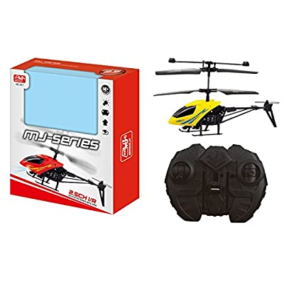 Mini Helicopter ,ECLEAR Quadcopter with Gyro 2.5CH RC Remote Control Drone RTF Toy For Kids Adult