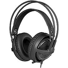 """Steelseries Siberia V3 HS 00004 - Auriculares con micrófono (PC/Juegos, Binaurale, Diadema, Negro, 3.5 mm (1/8""""), Alámbrico)"""