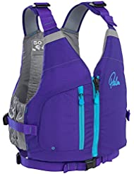 Palm Ladies Meander PFD PURPLE 11458
