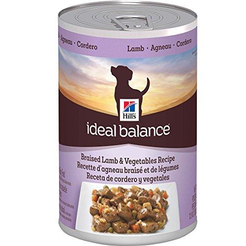 HILL\'S - HILL'S PET NUTRITION - IDEAL BALANCE ADULT AGNELLO E VERDURE 363 GR. - 1066