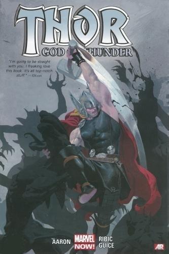 THOR GOD OF THUNDER 01 HC