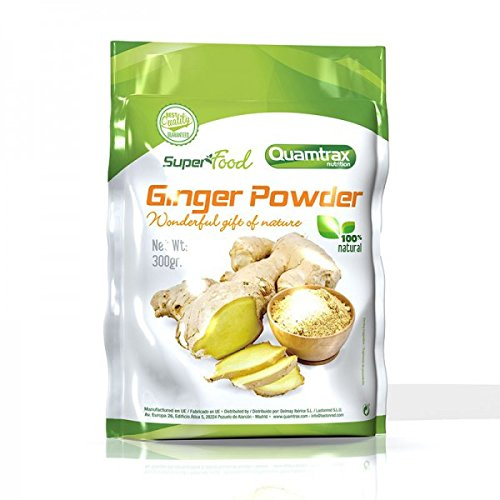 Quamtrax SuperFoods - Ginger powder - 300g