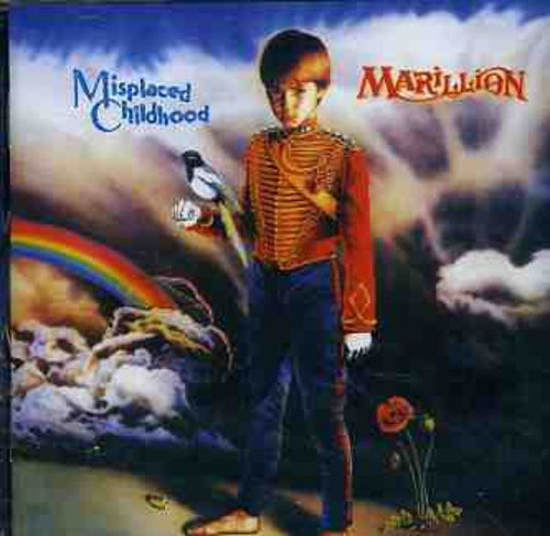 Marillion: Misplaced Childhood (Audio CD)