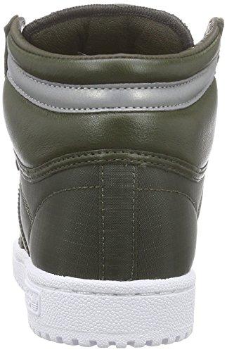 Adidas Originals Top Ten Hi Winterised - Scarpe Da Ginnastica Alte Unisex - Adulto Verde (Grün (Night Cargo F14-St/Night Cargo F14-St/Ftwr White))